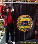 - CUSTOM Vietnam Veteran Flag- Made to Order